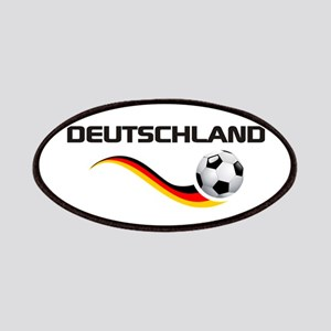 Soccer DEUTSCHLAND Patches